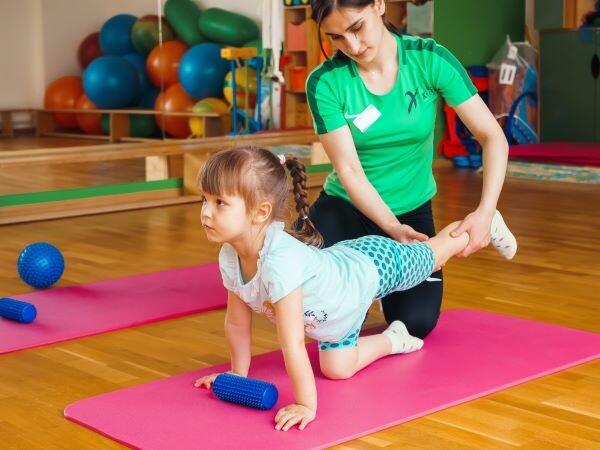 Acro-baby (детская гимнастика)