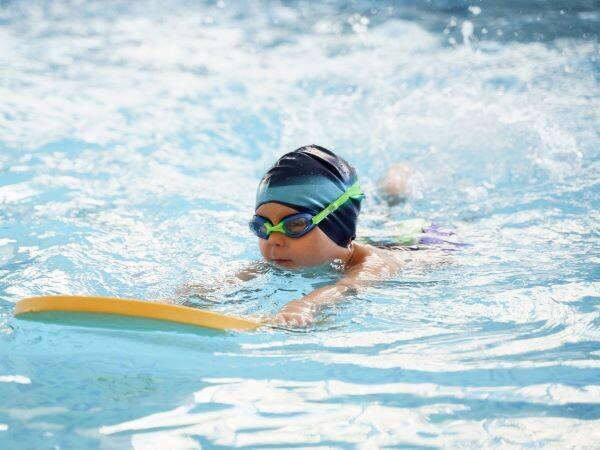 Капитошки (плавание для детей)