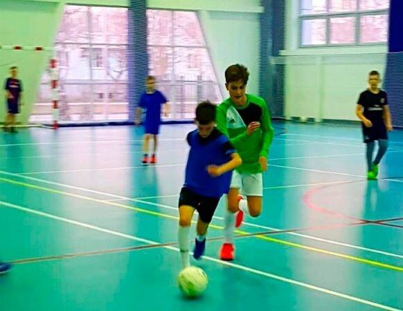 Футбол (для детей)