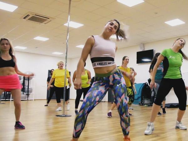 Dance mix (танцы)
