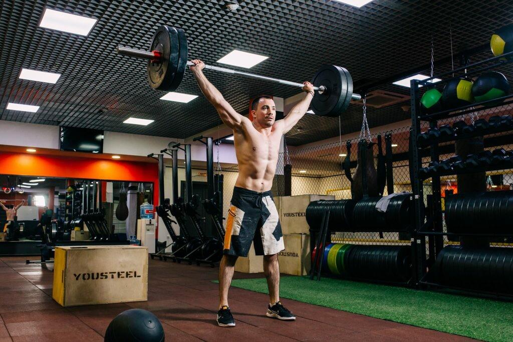 Body sculpt (силовая тренировка)