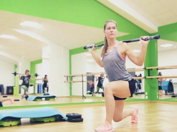 Low body (силовая тренировка)