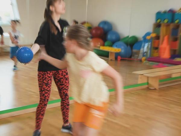 Подвижные игры (для детей)
