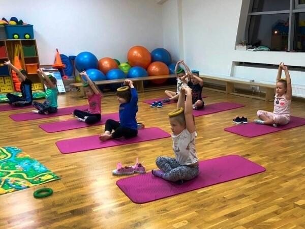 Stretching (для детей)