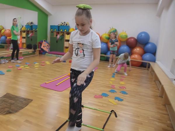 Здоровые ножки (для детей)